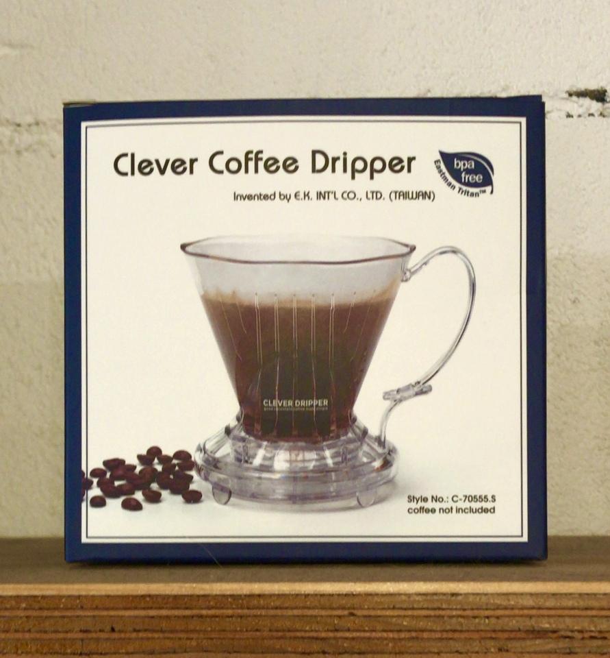 CLEVER COFFEE DRIPPER S(クレバー コーヒー ドリッパー S)