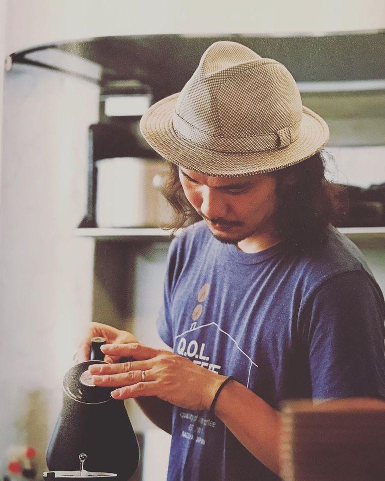 上海へコーヒーを淹れに行ってきます。