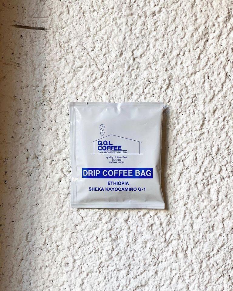 【NEW DRIP BAG】エチオピア カヨカミーノ G-1 ナチュラル