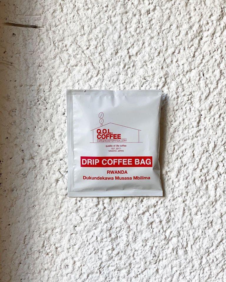 【NEW DRIP BAG】 ルワンダ ムササ ミビリマ 1204